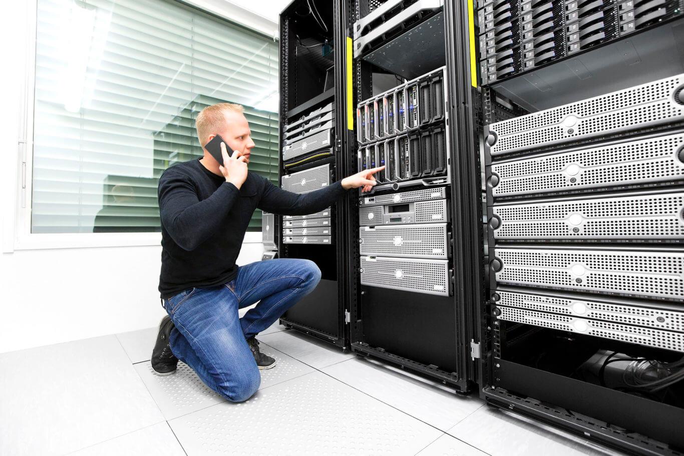Mentenanta Server