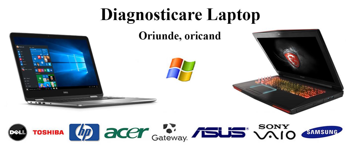 Baner reparatie laptop